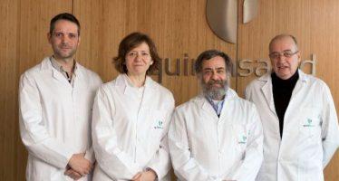 Terapia de protones: Tratan al primer paciente en España con este tratamiento en Quirónsalud