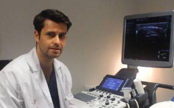 """Dr. Rivera: """"Con las infiltraciones guiadas por radiología se minimiza el abuso de antiinflamatorios"""""""
