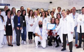 El Hospital Universitario de Torrevieja recibe el sello SEMI Excelente