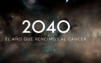 CRIS contra el cáncer lanza la campaña '2040 El Año Que Vencimos El Cáncer'