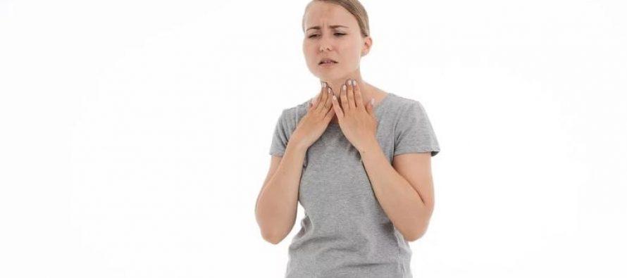 Consejos del farmacéutico ante una faringitis
