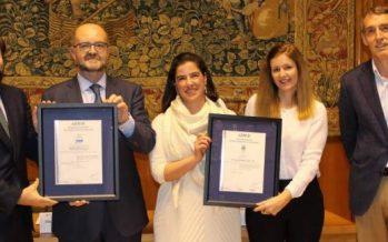 La FJD, premiada por su compromiso con la seguridad de la información