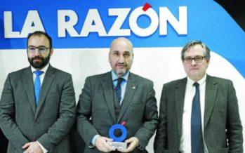 El Ilustre Colegio Oficial de Gestores Administrativos de Madrid recibe el Premio Especial al Servicio al Ciudadano