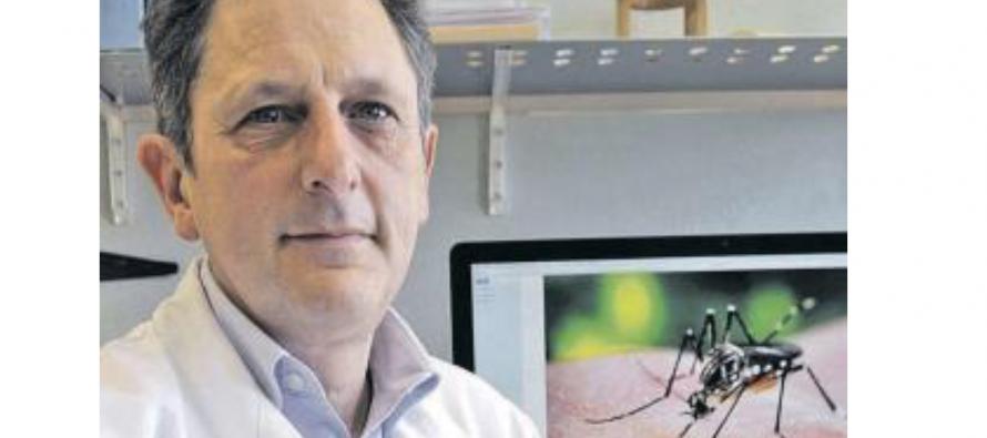 """P. Arcos: """"Debemos reducir la cantidad de virus circulante y la probabilidad de contagio"""""""