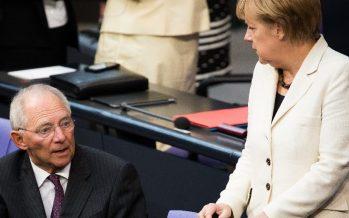 """W. Schäuble: """"Lo que estamos viviendo con la pandemia es algo que no podíamos imaginar"""""""