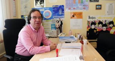 Amós García: «Es importante vacunar a nuestros hijos porque las enfermedades de ayer se pueden dar mañana»