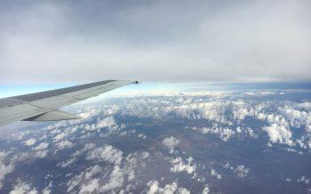 El quinto avión con material sanitario aterriza en Madrid