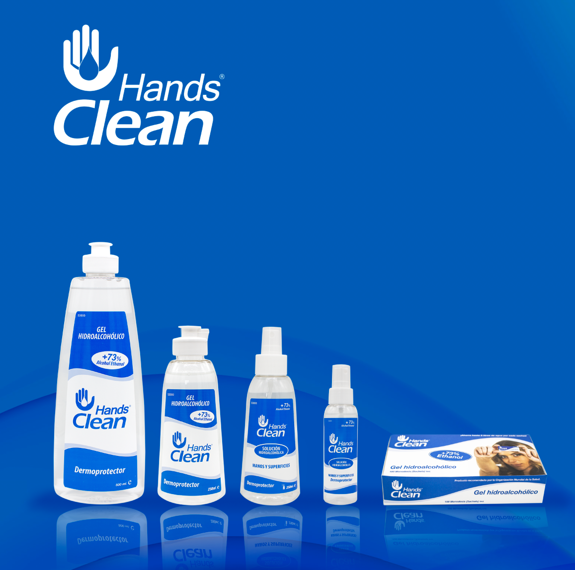Hands Cleans
