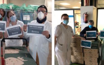 ESTEVE participa en 3 proyectos para la identificación de fármacos con actividad frente al COVID-19