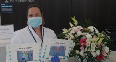 Vithas Granada se vuelca con los pacientes aislados por Covid-19