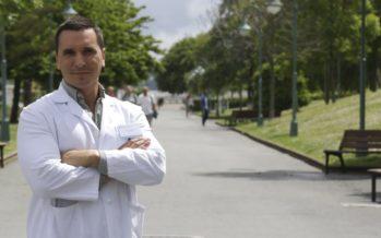 """Fernando Ramos: """"El Covid-19 ha visibilizado la importancia del fisioterapeuta en críticos"""""""