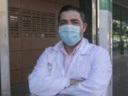 """Dr. Rumbao: """"El trabajo que se ha hecho en el confinamiento podría echarse por tierra si no hay prudencia"""""""