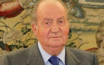 El Rey Juan Carlos ya está en Santo Domingo