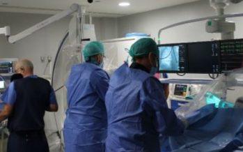 Intervención de alta complejidad en pacientes con fibrilación auricular en HLA Vistahermosa