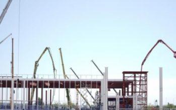 El Hospital de Emergencias de la Comunidad de Madrid ya alcanza el 35% de su construcción