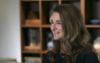 Melinda Gates: 37 millones de personas están viviendo con menos de dos euros al día