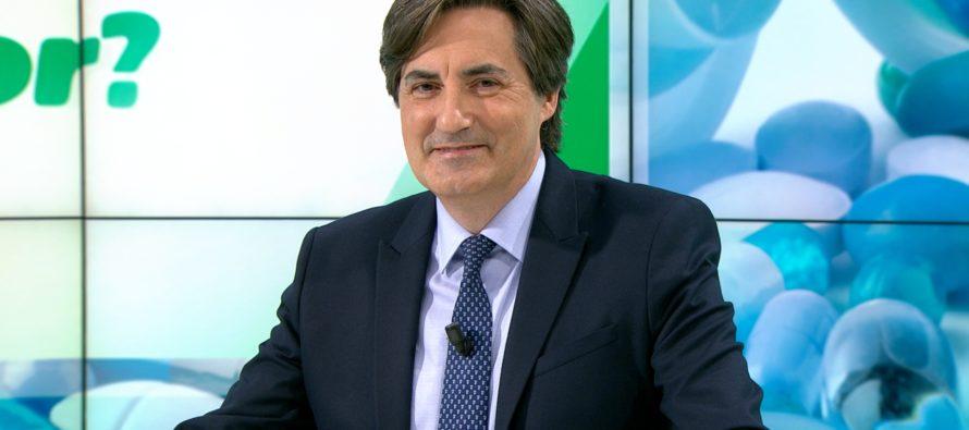 El Dr. Mariano Provencio aborda el cáncer de pulmón en '¿Qué me pasa doctor?'