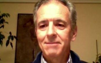 """Dr.David Pestaña: """"La gente que no levante la guardia porque el paciente joven puede estar muy grave"""""""
