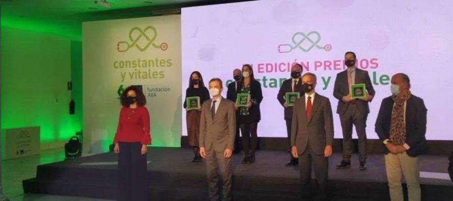 La Sexta impulsa la labor investigadora y científica en España con la entrega de la VI Edición de los Premios Contantes y Vitales