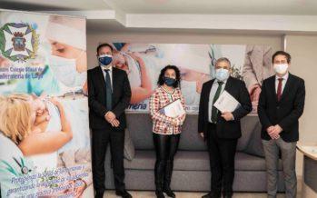 A.M.A. Vida firma la póliza colectiva de Vida con el Colegio de Enfermería de Lugo