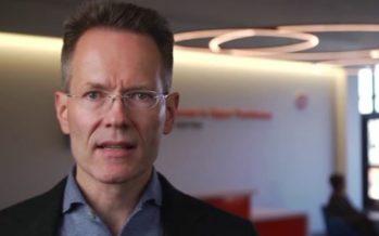 """Axel Hoos: """"El desarrollo de medicamentos en cáncer no se ha paralizado por la Covid-19"""""""