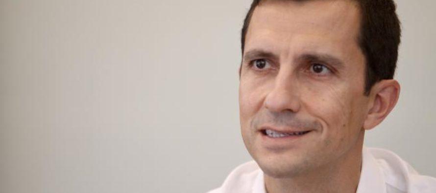 """Javier López: """"El proceso de fabricación no tardará más de un mes"""""""