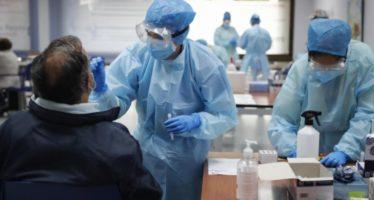 Madrid pone un nuevo punto de test de antígenos gratis en el Wizink Center