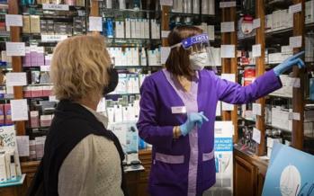 Los test rápidos en las farmacias
