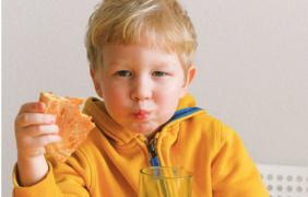 Los niños obesos presentan alteraciones en el cerebro