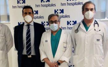 Lobectomías uniportales a pacientes con cáncer de pulmón