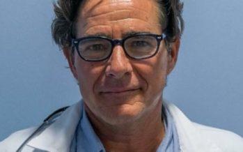 """J. Gutiérrez: """"Ver a pacientes de 48 años que acaban intubados encoge el alma"""""""