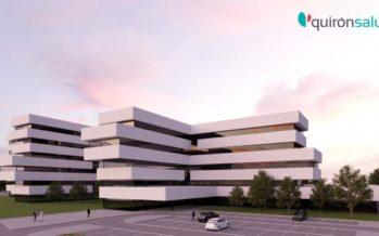 El nuevo hospital de Quirónsalud será sostenible con medio ambiente