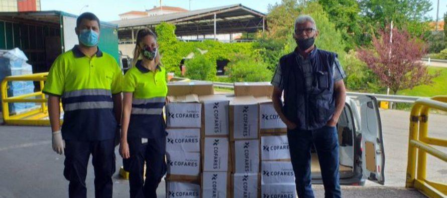 La Fundación Cofares, en el primer año Covid: 100.000 donaciones de fármacos y material sanitario