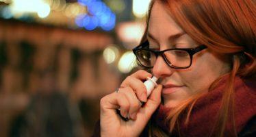 Un espray nasal para luchar contra el coronavirus