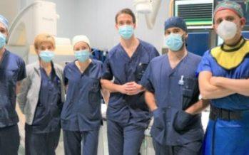Realizados por primera vez 4 procedimientos de Crioablación de Fibrilación Auricular en un mismo día en España