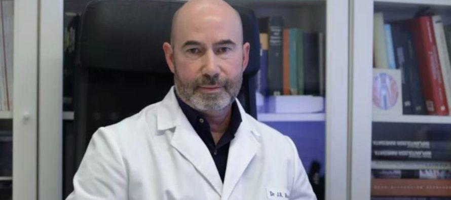 """Dr. Romero: """"En 2020 hubo 23.000 nuevos casos de cáncer de colon a pesar de la Covid-19"""""""