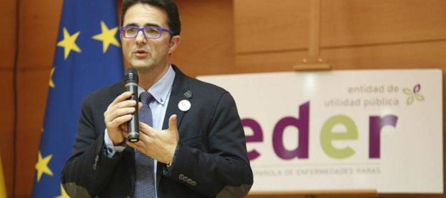 """J. Carrión: """"Los pacientes con enfermedades raras tienen ahora una doble vulnerabilidad"""""""