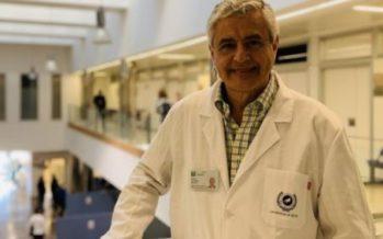 """Dr. Andrade: """"El panorama de la hepatitis C ha cambiado en España desde la llegada de fármacos nuevos"""""""