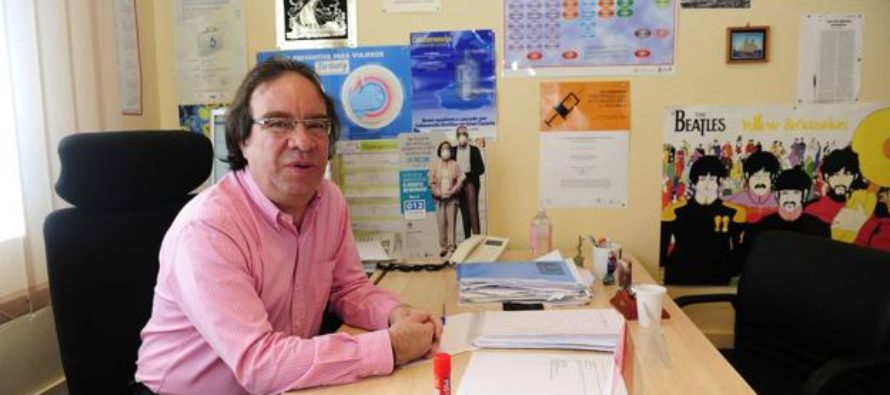 """Amós García: """"La vacuna de AstraZeneca genera muchos más beneficios que perjuicios"""""""