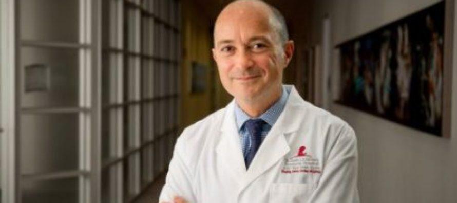 """Dr. Rodríguez: """"Cada año 400.000 niños desarrollan cáncer y solo 200.000 son diagnosticados"""""""