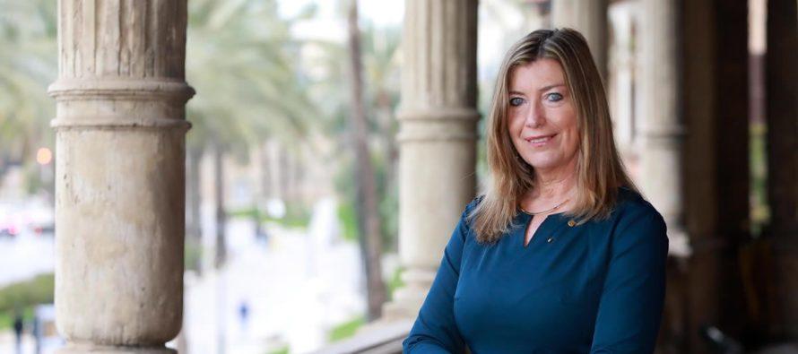 """Patricia Gómez: """"Sabemos que la salud es una inversión y sin inversión no hay salud"""""""