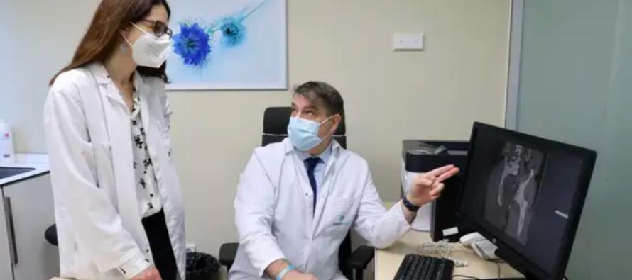 """Dra. Hindi y Dr. Martín Broto: """"Tenemos más de 15 ensayos clínicos específicos para el sarcoma"""""""
