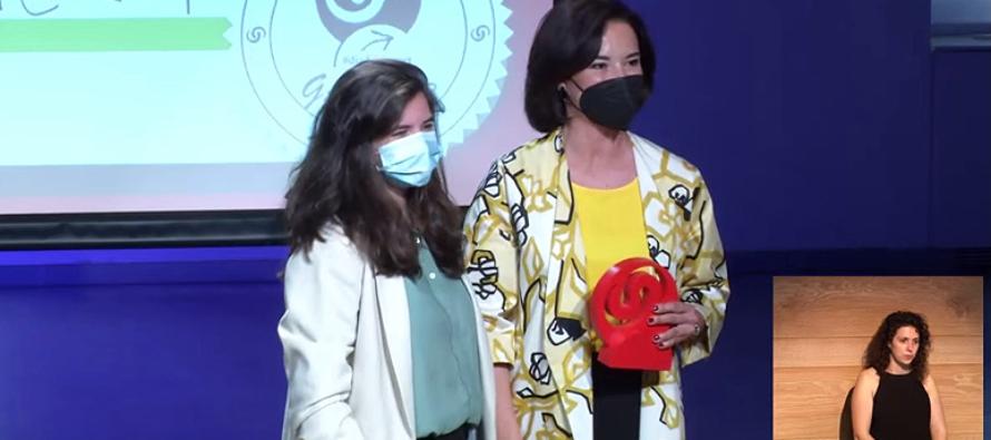 Pharmahelp, reconcida en los Premios de Internet 2021