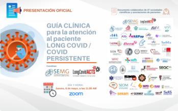 Guía Clínica para la atención al paciente COVID persistente