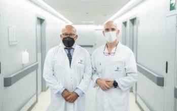 Dr. Hermógenes Díaz jefe de Cirugía General y Digestiva Quirónsalud Tenerife