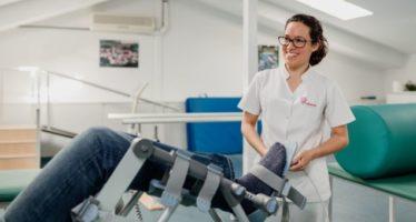 Ribera Santa Justa incorpora Fisioterapia específica para accidentes, columna y tercera edad