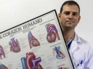 """Dr. Ibáñez: """"Más de mil europeos no tendrán que someterse a un cateterismo cada año"""""""