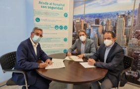 Quirónsalud Málaga y Hermanas Hospitalarias Málaga, juntos por las enfermedades psiquiátricas