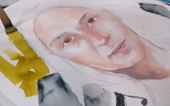 MultiplicArte muestra a través de los ojos de dos artistas la realidad de dos personas con esclerosis múltiple
