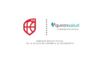 El Hospital Quirónsalud Valencia, comprometido con el baloncesto
